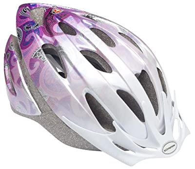 Schwinn Women's Thrasher Helmet, Pink/Purple by Pacific Cycle, Inc (Accessories) from Pacific Cycle, Inc (Accessories)