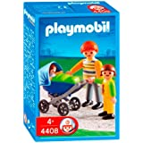 Playmobil 4408 Dad with Stroller