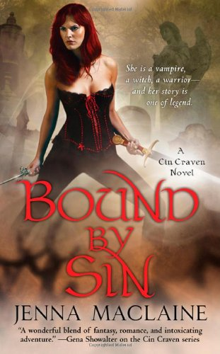 Cover of Bound By Sin (Cin Craven Novels)