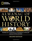 img - for National Geographic Almanac of World History, 2nd Edition book / textbook / text book