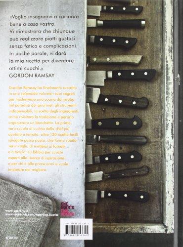 Libro in cucina con gordon ramsay di gordon ramsay - A tavola con gordon ramsay ...