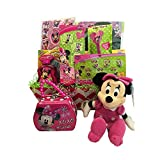 Minnie Mouse Christmas Gift Baskets for Girls