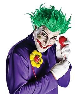 Rubies Costume Co Mens Dc Comics Justice League Arkham Asylum Joker Kit