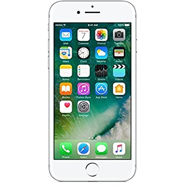 Apple iPhone 7 Unlocked Phone 128 GB - US Version (Silver)