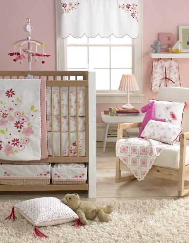 Baby Boom MiGi Sweet 6pc Crib Bedding Set