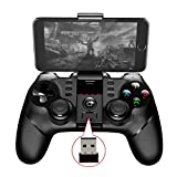 HITSAN iPega PG-9076 Gaming Bluetooth 2.4G Wireless Wired Game Controller Gamepad Joystick One Piece
