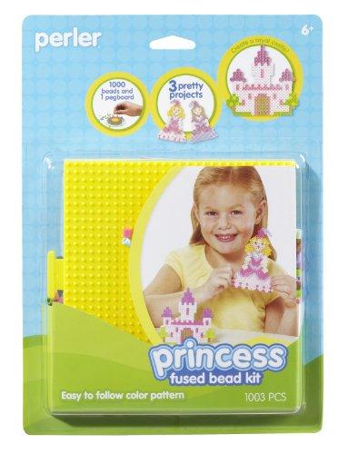 Perler Fused Bead Kit, Princess