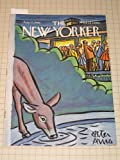 1965 The New Yorker: Peter Arno - Womens Golf (LPGA) - Town Topics - Jean-Luc Godard