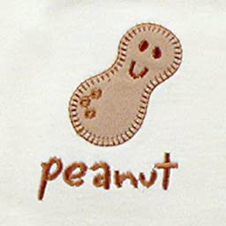 Hudson Baby Organic Bodysuit - Peanut Ecru - 9-12 Months