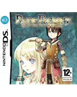 Rune Factory: A Fantasy Harvest Moon (Nintendo DS)
