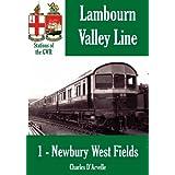 Newbury West Fields Halt (Stations of the Great Western Railway Book 1)