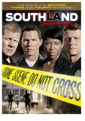 Southland: Comp Second & Third & Fourth Seasons [DVD] [Import]
