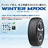 DUNLOP サマータイヤ WINTERMAXX 185/65R15