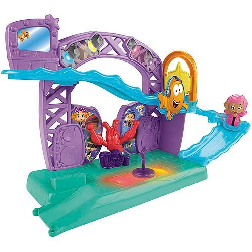 Fisher-Price Bubble Guppies Rock & Roll Stage Pla