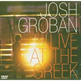 Josh Groban Live at The Greek (CD/DVD) ~ Josh Groban