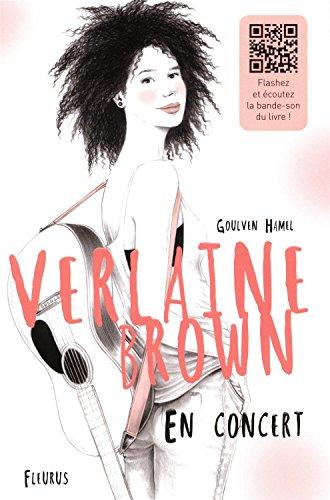 Verlaine Brown en concert