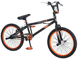 Mongoose Spinn Freestyle Bike (20-Inch) by Mongoose