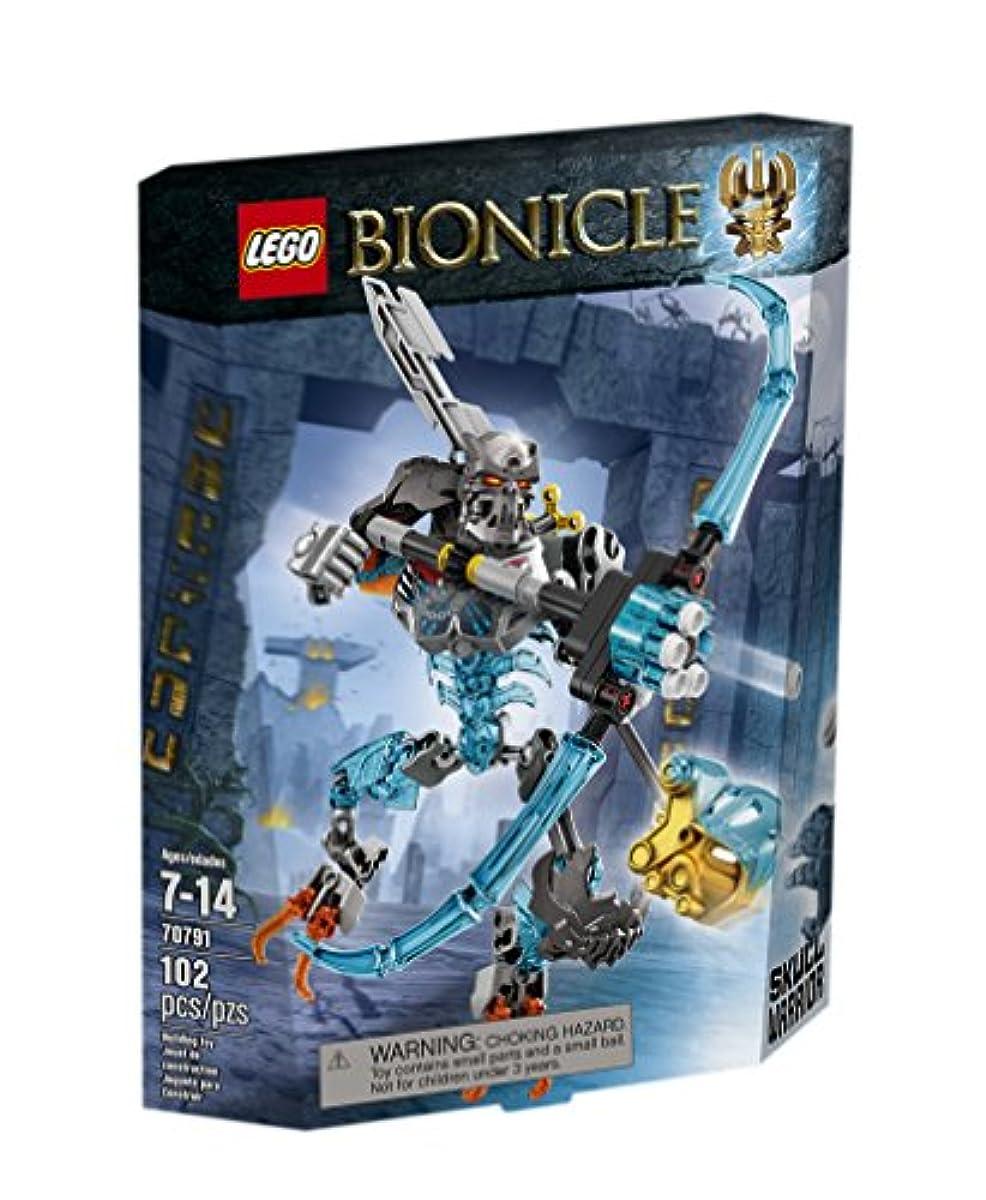 [해외] LEGO BIONICLE 70791 SKULL WARRIOR BUILDING KIT-6100294