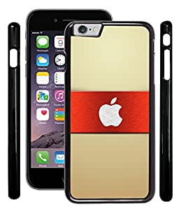 Crazymonk Premium Digital Printed Back Cover For Apple I Phone 6 Plus