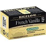 Bigelow French Vanilla Decaf Black Tea 20.0 CT (Pack of 2)