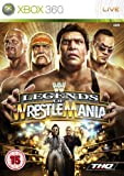 echange, troc WWE Legends of Wrestlemania (Xbox 360) [import anglais]