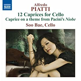 12 Caprices, Op. 25: No. 12. Allegretto capriccioso