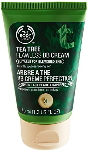 The Body Shop Tea Tree Flawless BB Cream Shade 01