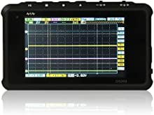 Floureon Mini DSO203 - Osciloscopio de 4 canales para tareas de ingeniería electrónica comunes