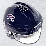 PAUL COFFEY Edmonton Oilers SIGNED Mini-Helmet - Autographed NHL Mini Helmets at Amazon.com