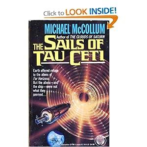 The Sails of Tau Ceti - Michael A. McCollum