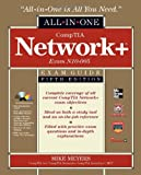 Book Cover For CompTIA Network+ Certification All-in-One Exam Guide, 5th Edition (Exam N10-005)