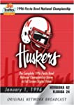 NEW 1996 Fiesta Bowl-nebraska Vs F (DVD)