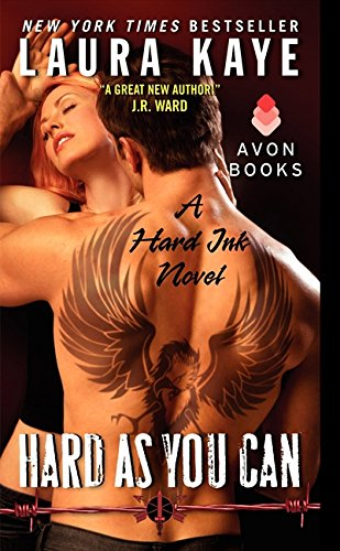 Image of Hard As You Can: A Hard Ink Novel