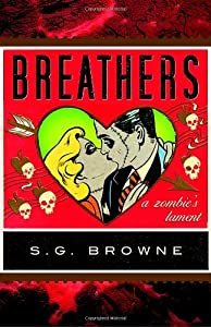 "Cover of ""Breathers: A Zombie's Lament"""