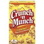 Crunch n Munch Caramel Popcorn mit Er...