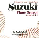 The Suzuki Piano School, Vol 1 and 2
