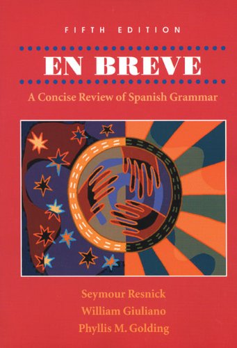 En Breve: A Concise Review of Spanish Grammar