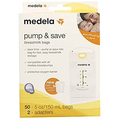 by Medela   2588 days in the top 100  (616)  Buy new:  $18.99  $11.68  40 used & new from $11.68