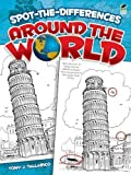 Spot-the-Differences Around the World (Dover Children s Activity Books)