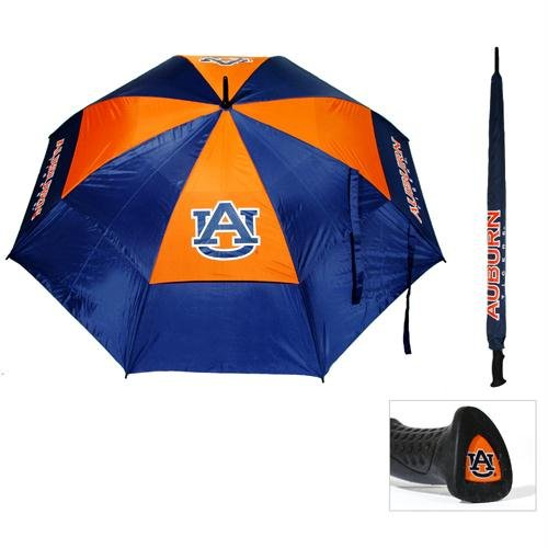 Team Golf Auburn Tigers NCAA 62 inch Double Canopy Umbrella TGO-20569 at Amazon.com