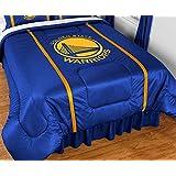 Amazon Com 2pc Nba Golden State Warriors Twin Comforter