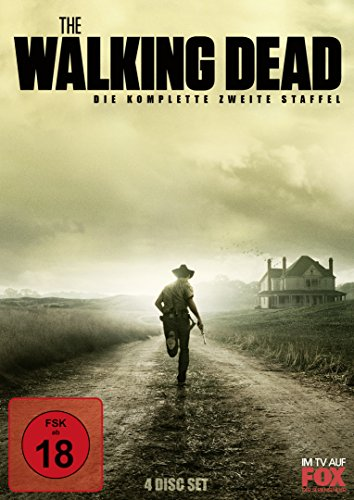 The Walking Dead - Die komplette zweite Staffel [Limited Edition] [4 DVDs]