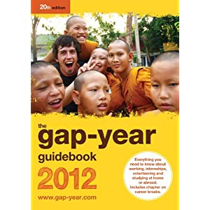 To gap or not to gap: The gap-year guidebook 2012 review