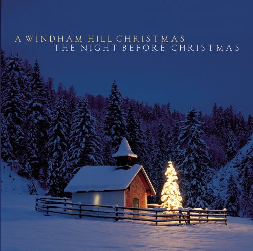 Original album cover of Windham Hill Christmas: The Night Before Christmas by VARIOUS ARTISTS