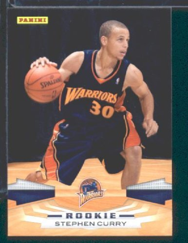 2009 /10 Panini NBA Basketball Card # 307 Stephen Curry Golden State Warriors Mint Condition - Shipped In A Protective Screwdown Display Case! фанатская атрибутика nike curry nba