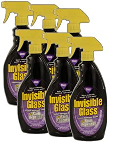 6 Pack Stoner Invisible Glass Cleaner With Rain Repellent from Stoner