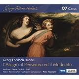 Handel: L'Allegro, Il Penseroso ed il Moderato, HWV 55