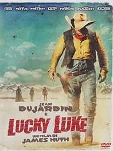 Lucky luke 2009 italia dvd jean dujardin for Dujardin cestas