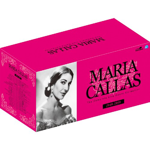 MARIA-CALLAS-COMPLETE-LIVE-OPERA-COLLECTION-100CD-ltd-MARIA-CALLAS-Audio-CD