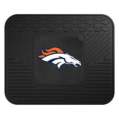 FANMATS NFL Denver Broncos Vinyl Car Mat